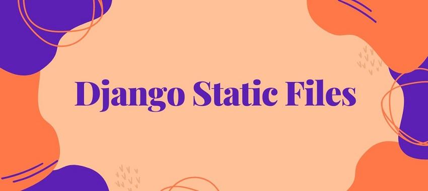 Static files